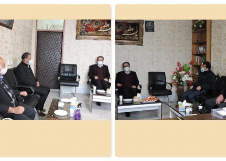 جلسه ستاد ساماندهی و مقابله با ویروس کرونا با حضور فرماندار شهرستان اسکو در شهرداری ایلخچی برگزار شد