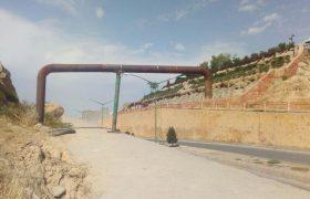 رفع مشکلات سیستم توزیع آب ابیاری فضای سبز شهری در ایلخچی