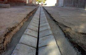 🛎کانیو گذاری، جدول گذاری و اصلاح شبکه هدایت آبهای سطحی در شهر ایلخچی/#ایلخچی_در_مسیر_توسعه_و_پیشرفت