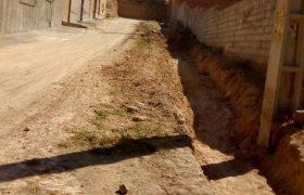 اجرای عملیات جدول گذاری با هدف بهسازی و ساماندهی وضعیت جداول سطح شهر ایلخچی