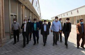 📣📣بازدید میدانی فرماندار شهرستان اسکو از پروژه های در حال اجرا و آماده ی بهره برداری شهرداری ایلخچی