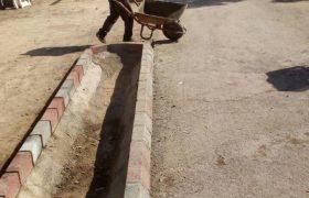 📣📣اتمام فاز اول عملیات اجرایی جدول گذاری و بهسازی جداول خیابان امام(ره)