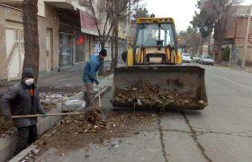 طرح پاکسازی معابر و محلات سطح شهر